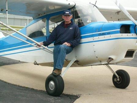 """2012-04-10-Bob-Hamilton-Tailwheel-Endorsement"""