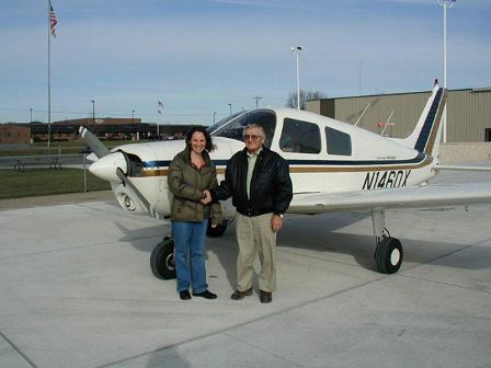 """2009-Andrea-Olson--Private-Pilot"""