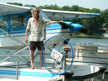 """2011-07-Mark-Olson-Seaplane"""