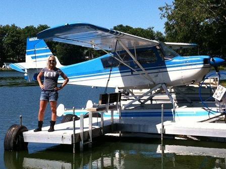 """""""2011-08-Sandi-Seplane-dock"""""""