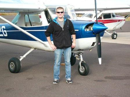 """2011-10-19--Andrew-Eklund-Private-Pilot"""
